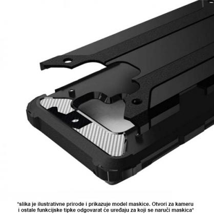 Defender II Silikonska Anti Shock Maskica za Galaxy Note 10 Plus 40280