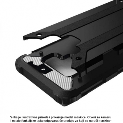 Defender II Silikonska Anti Shock Maskica za Galaxy S10 40286