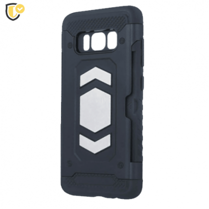 Defender Magnetic Silikonska Maskica za iPhone XS Max 40538