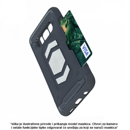 Defender Magnetic Silikonska Maskica za iPhone XS Max 40539