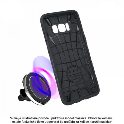 Defender Magnetic Silikonska Maskica za iPhone XS Max 40541
