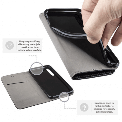 Slim Magnet Maskica za Galaxy A70 - Više Boja 35807