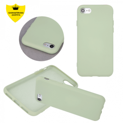 Mat Silikonska Maskica u Više boja za iPhone XS Max 35652