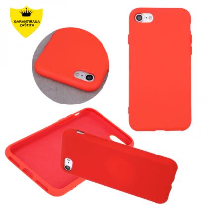Mat Silikonska Maskica u Više boja za iPhone 7 Plus/8 Plus 35630