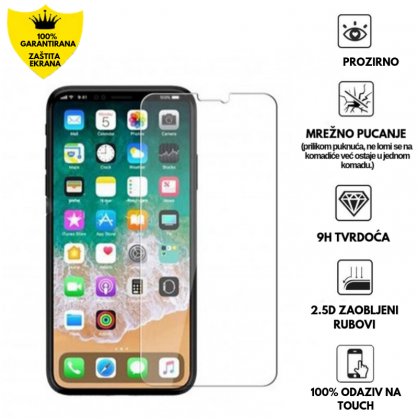 Kaljeno Staklo / Staklena Folija za iPhone 11 Pro 29366