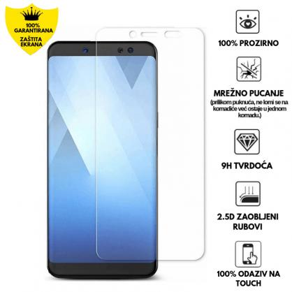 Kaljeno Staklo / Staklena Folija za Galaxy A8 (2018) 12518