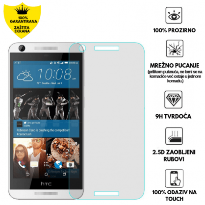 Kaljeno Staklo / Staklena Folija za HTC Desire 626 9529