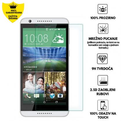 Kaljeno Staklo / Staklena Folija za HTC Desire 820 9538