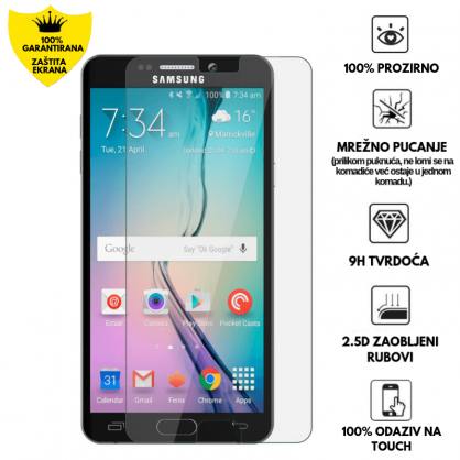 Kaljeno Staklo / Staklena Folija za Samsung Galaxy Note 5 9331