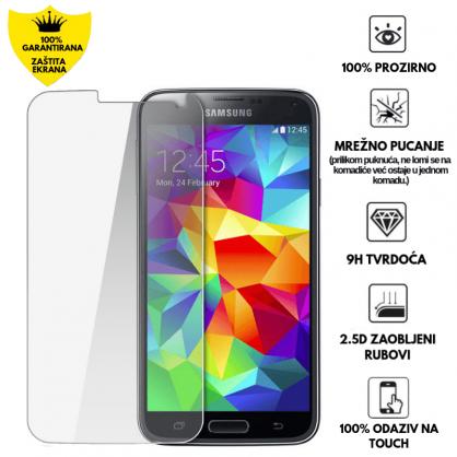 Kaljeno Staklo / Staklena Folija za Samsung Galaxy S5 9178