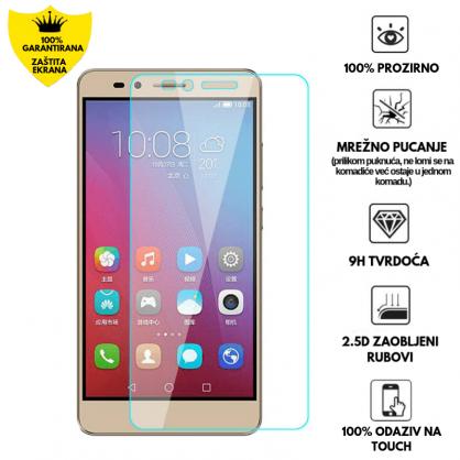 Kaljeno Staklo / Staklena Folija za Huawei Honor 5X 9610