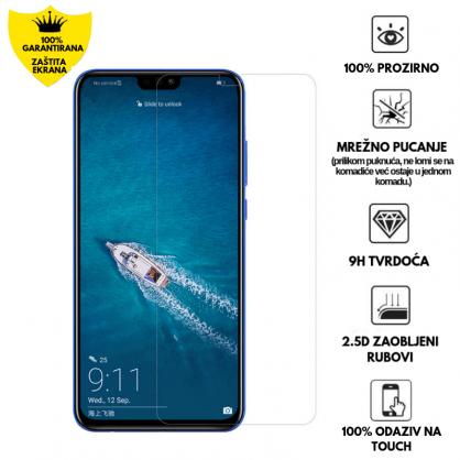 Kaljeno Staklo / Staklena Folija za Huawei Honor 8X 14988