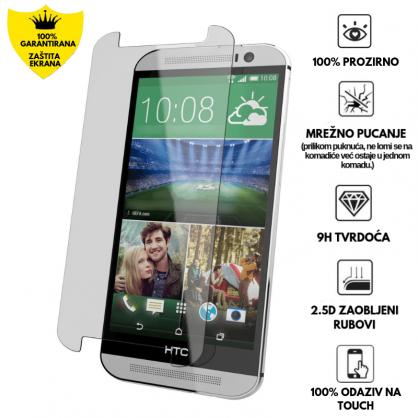 Kaljeno Staklo / Staklena Folija za HTC One M9 9484