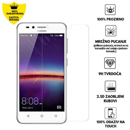 Kaljeno Staklo / Staklena Folija za Huawei Honor G620s 10256