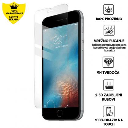 Kaljeno Staklo / Staklena Folija za Apple iPhone 6 Plus/6s Plus 9457