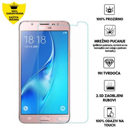 Kaljeno Staklo / Staklena Folija za Samsung Galaxy J5 (2016) 9277