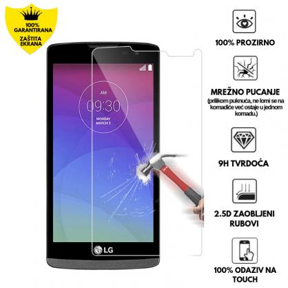 Kaljeno Staklo / Staklena Folija za LG Leon 9790