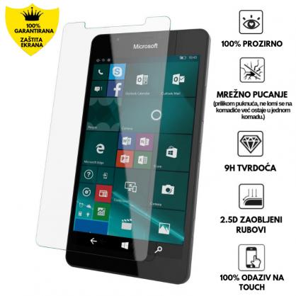 Kaljeno Staklo / Staklena Folija za Microsoft Lumia 950 10229