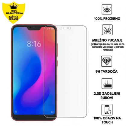 Kaljeno Staklo / Staklena Folija za Xiaomi Mi A2 Lite 17190