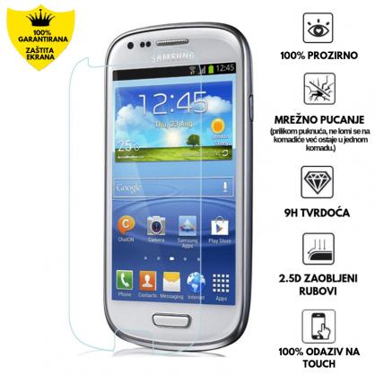 Kaljeno Staklo / Staklena Folija za Samsung Galaxy S3 mini 9196