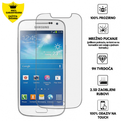 Kaljeno Staklo / Staklena Folija za Samsung Galaxy S4 mini 9187