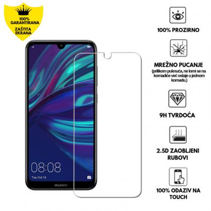 Kaljeno Staklo / Staklena Folija za Huawei Y7 / Y7 Prime (2019) 23606