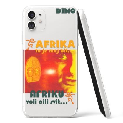 TPU Silikonska Maskica - ''Afrika'' - CS07 121586