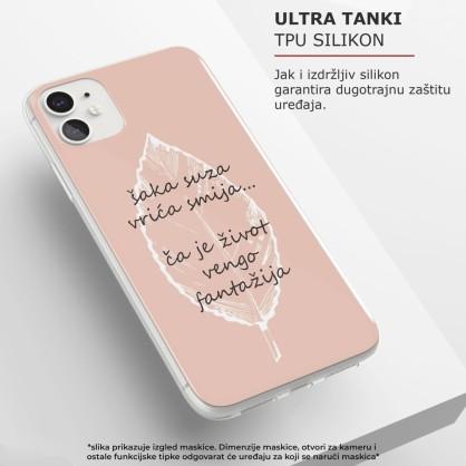 TPU Silikonska Maskica - ''Šaka suza'' - CS01 121565
