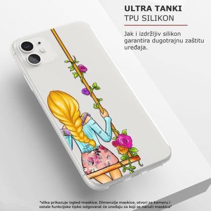 "TPU Silikonska Maskica - ''Butterfly Towe"" - HR05 121802"