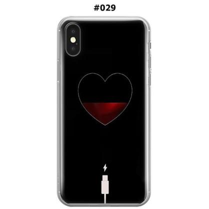 Silikonska Maskica za iPhone XS Max - Šareni motivi 69555