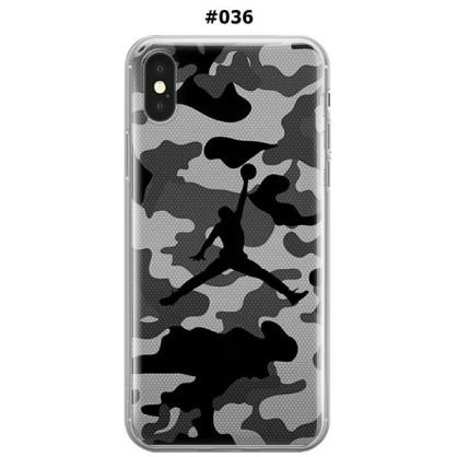 Silikonska Maskica za iPhone XS Max - Šareni motivi 69562