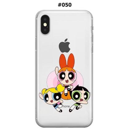 Silikonska Maskica za iPhone XS Max - Šareni motivi 69576