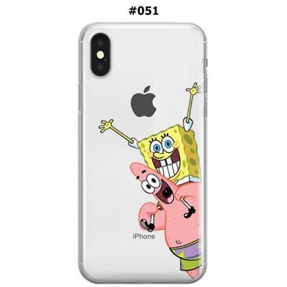 Silikonska Maskica za iPhone XS Max - Šareni motivi 69577