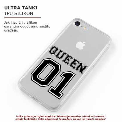 TPU Šarena Silikonska Maskica - ''Queen 1'' - 006 44567