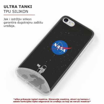 TPU Šarena Silikonska Maskica - ''Nasa Astronaut'' - 009 44582