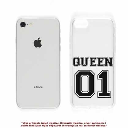 TPU Šarena Silikonska Maskica - ''Queen 1'' - 006 44568