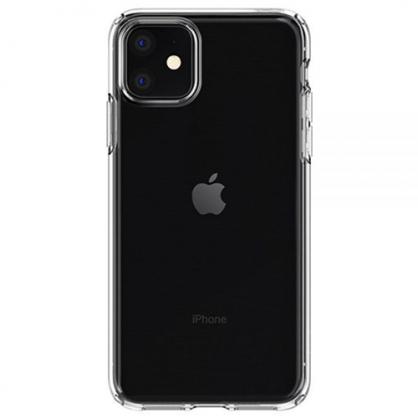 Spigen Liquid Crystal Maskica za iPhone 11 Pro Max - Crystal Clear 42384