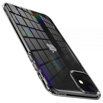 Spigen Liquid Crystal Maskica za iPhone 11 Pro Max - Crystal Clear 42385