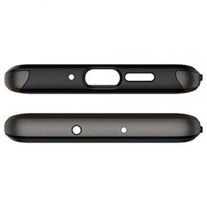 Spigen Neo Hybrid Maskica za Galaxy Note 10 - Gunmetal 42349