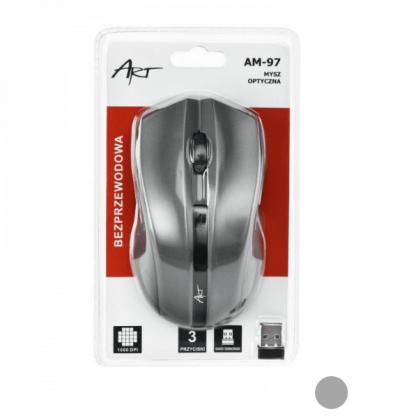 Art Optički Bežični Miš AM-97 42923
