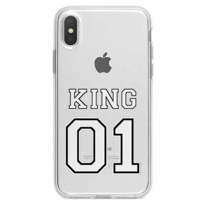 TPU Šarena Silikonska Maskica - ''King 1'' - 005 44561