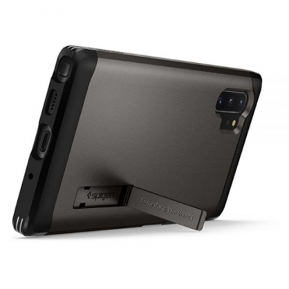 Spigen Tough Armor Maskica za Galaxy Note 10 Plus - Gunmetal 42285