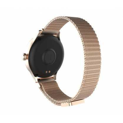 Forever Icon AW-100 Pametni Sat (Smartwatch) - Zlatno-Roza 131262