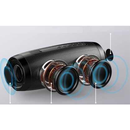T&G RGB Bluetooth Zvučnik TG157 - Plavi 131357