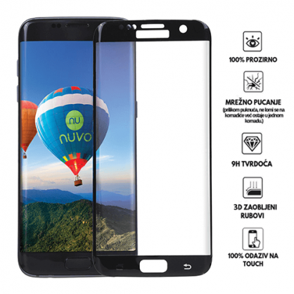 3D Zaobljeno Kaljeno Staklo za Galaxy A5 (2017) 34064