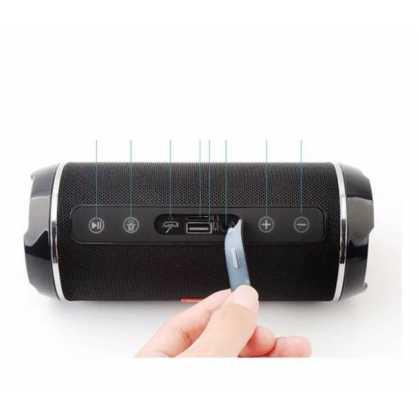 T&G Bluetooth Zvučnik TG116 - Crni 131243