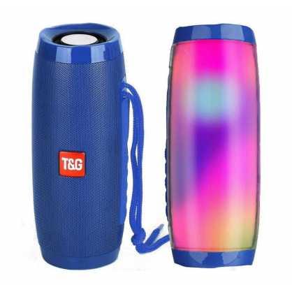 T&G RGB Bluetooth Zvučnik TG157 - Plavi 132336