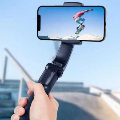 Spigen Selfie Stick Gimbal / Stabilizator za Kamere 129803