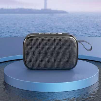 5.0 Bluetooth prijenosni zvučnik - Crni 131859