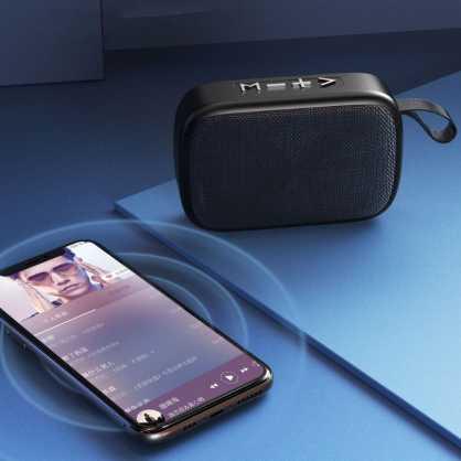 5.0 Bluetooth prijenosni zvučnik - Crni 131860